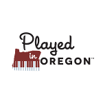 Played in Oregon logo