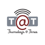 Thursdays @ Three logo